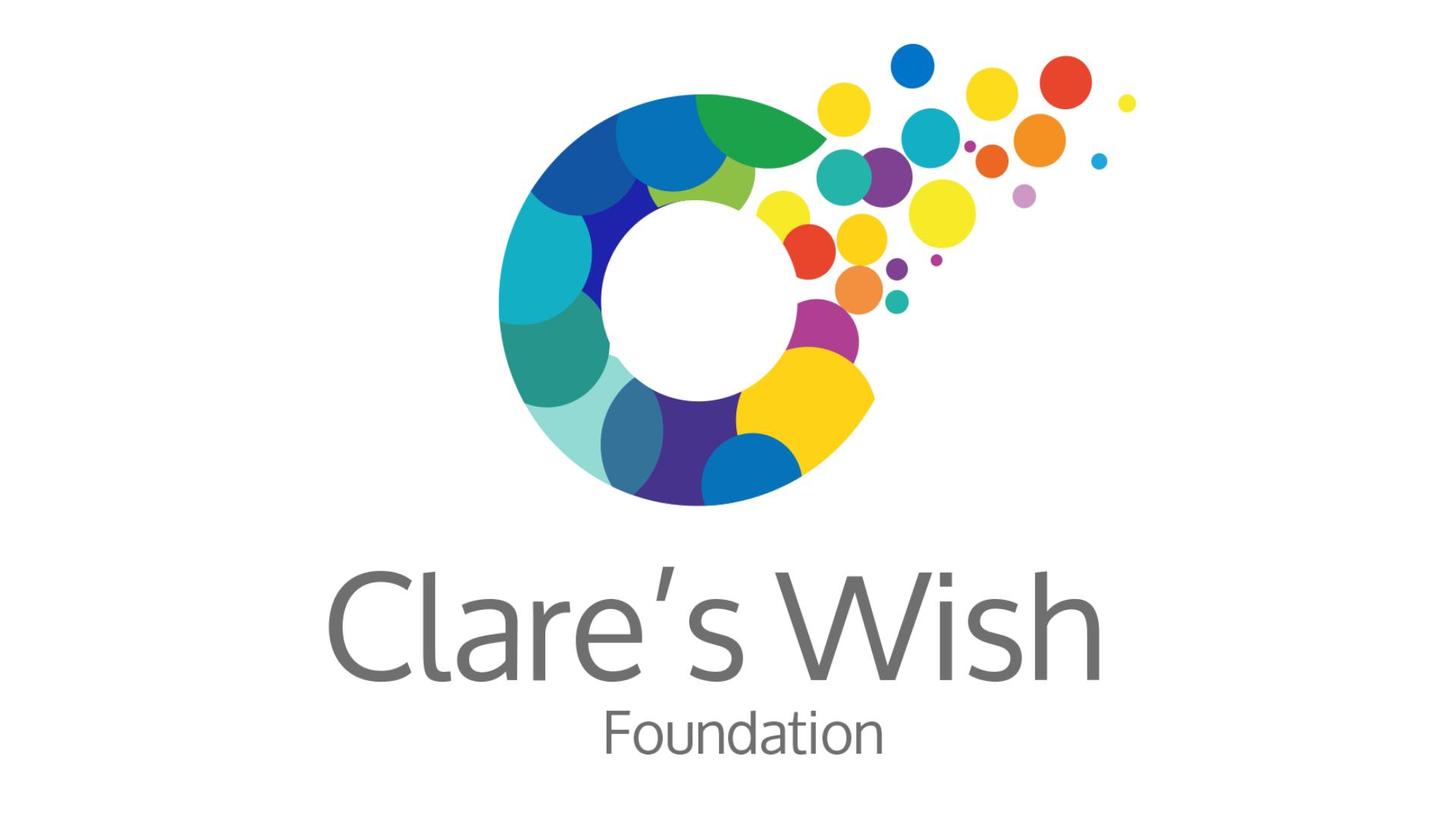 Clare's Wish Logo