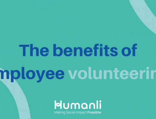 Here are the top five benefits of employee volunteering