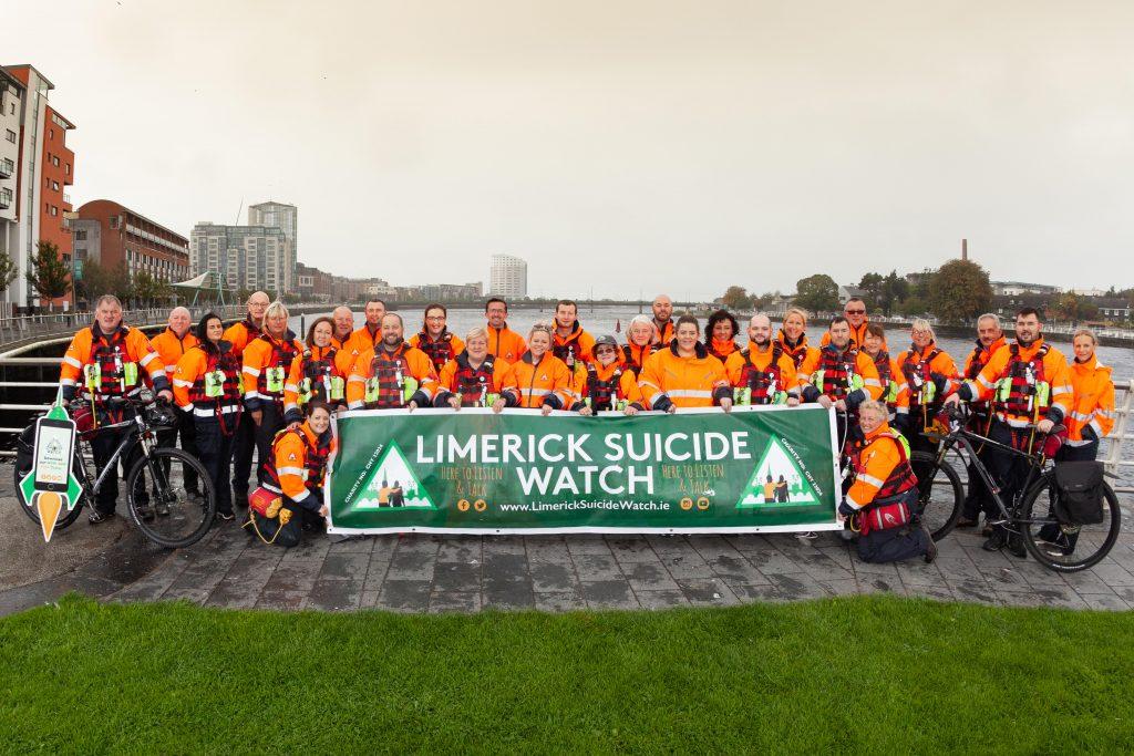 Limerick Suicide Watch Volunteers