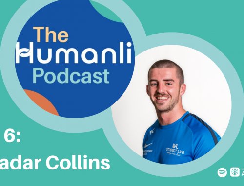 The Humanli Podcast – Peadar Collins